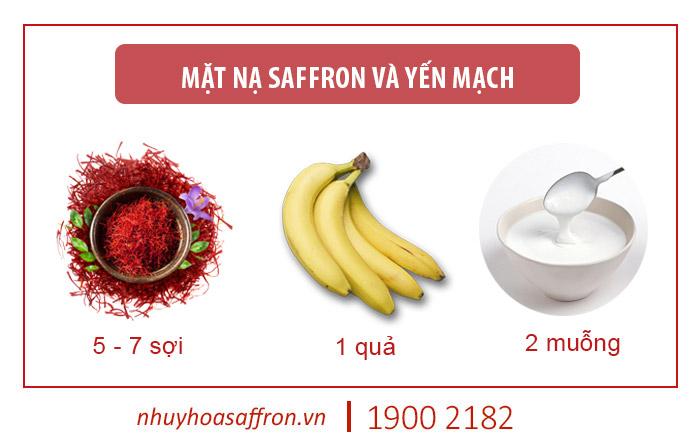 trong saffron có gì