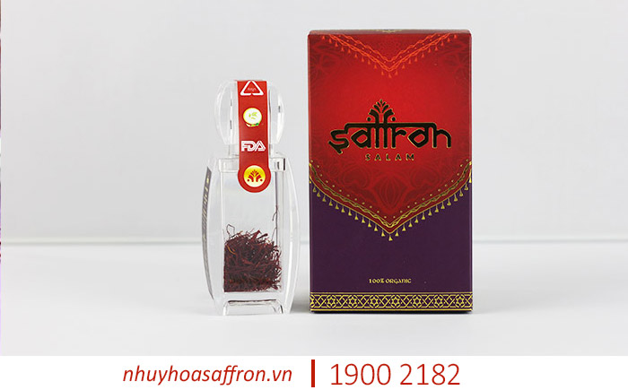 saffron an do