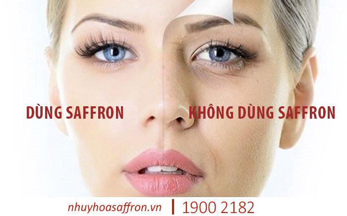 tác dụng của saffron iran