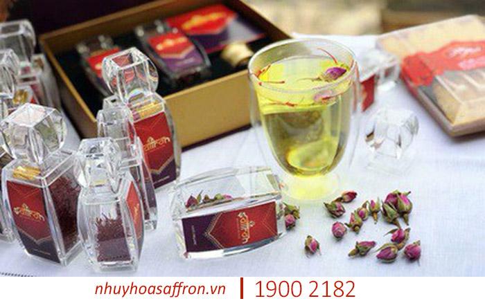 saffron cong dung