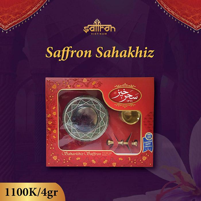 saffron saharkhiz