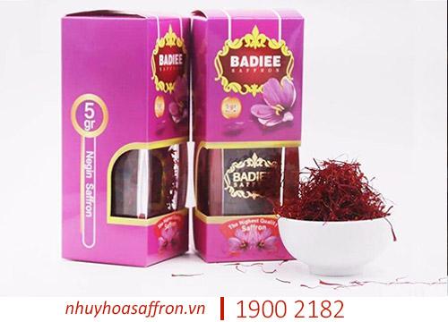 badiee saffron giá bao nhiêu