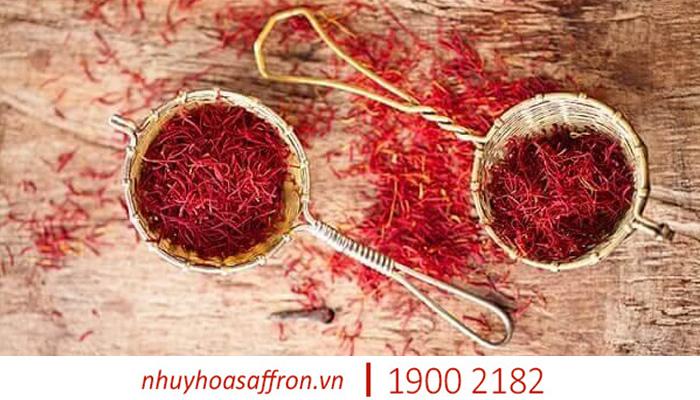 nhuy hoa nghe tay saffron co giam mat ngu khong 2
