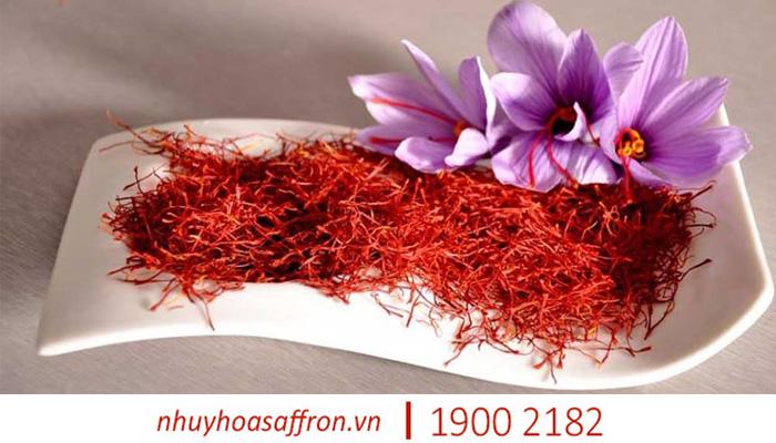 nhuy hoa nghe tay saffron co giam mat ngu khong 3